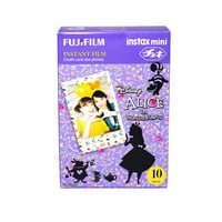 Fujifilm Instax Mini Film Disney Alice in Wonderland Polaroid Instant Photo