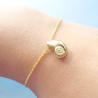 Ariel, Gold, Bracelet, Ariel, Jewelry, Ariel, Mermaid, Little, Mermaid, Bracelet, Minimal, Simple, Cute, Gift, Jewelry