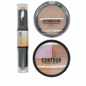 3 in 1 Face Contour Kit