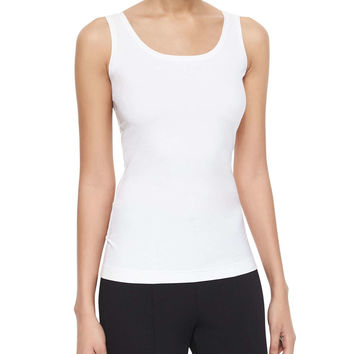 Scoop-Neck Jersey
