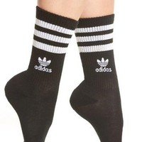 adidas 3-Stripes Crew Socks | Nordstrom