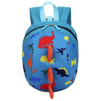 Toddler Backpack class Baby Boys Girls Kids Dinosaur Pattern Animals Backpack Toddler School Bag Casual Cute Backpack Mochilas Mujer Rucksack AT_50_3