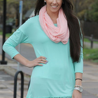 Sicily Crochet Tunic-5 Colors