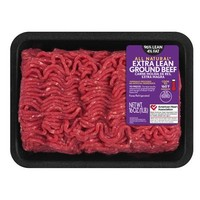 96% Lean/ 4% Fat, Extra Lean Ground Beef Tray, 1 lb - Walmart.com