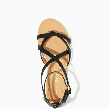 Deborah Buckle Sandals | Fashion Shoes | charming charlie