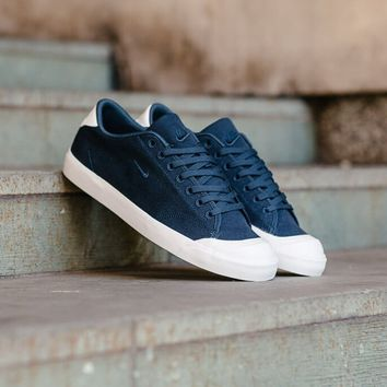 spbest Nike All Court 2 Low Top Canvas 898040-400