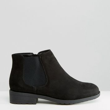 New Look Wide Fit Lead In Chelsea Boot