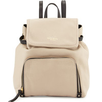 cobble hill charley backpack, clock tower/black - kate spade new york