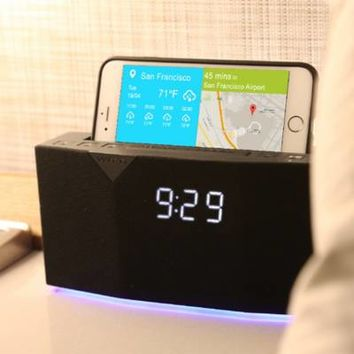 WITTI BEDDI Intelligent Alarm Clock with Smart Home Integration