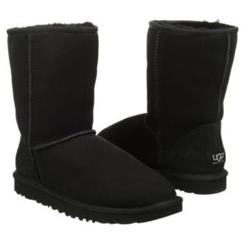 Women's UGG Classic Short Boot Chestnut Shoes.com