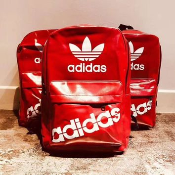 adidas Originals retro red backpack