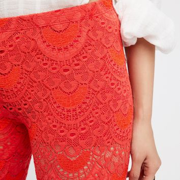 Free People Spanish Lace Bells
