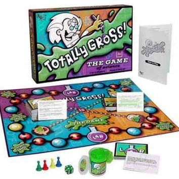 Totally Gross: The Game of Science Board Game