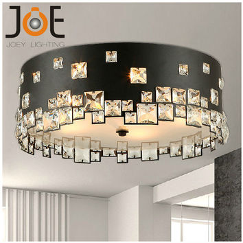 Arrived Modern Led Ceiling Lights For Living Room Bedroom Crystal Light Fixtures Lamps Home Art Deco Lights 110V/220V Jd9119