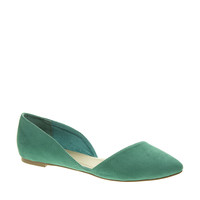 ASOS LINK Pointed Ballet Flats