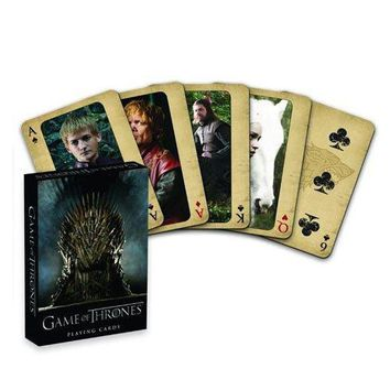 Game of Thrones Playing Cards Includes 52 Different Images