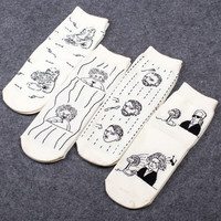 Funny Meme Faces Women's Socks