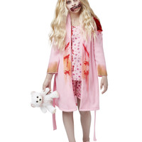 Walking Dead Bunny Slipper Girl Child Costume – Spirit Halloween