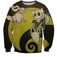 Adventure Time Nightmare Before Christmas Sweatshirt