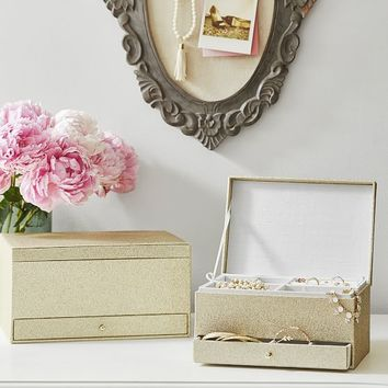 The Emily & Meritt Jewelry Boxes