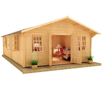 Log Cabins Ireland in Stock Newbridge Great Prices MCLDirect