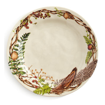 Forest Walk Dinner Plate - Juliska