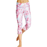 CALIA by Carrie Underwood Women's Plus Size Essential Printed Tight Fit Capris | DICK'S Sporting Goods