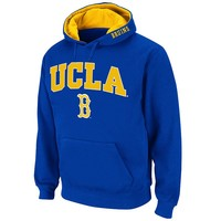 Colosseum Ucla Bruins Fleece Hoodie - Men (Blue)