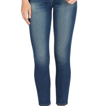 J Brand Jeans - 9227 Low-Rise Super Skinny Crop by J Brand