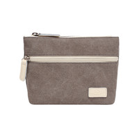 Canvas Small Pouch Wallets Multi-use  (6 colors)