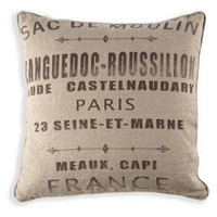 Aidan Gray Pillow Sac De Moulin