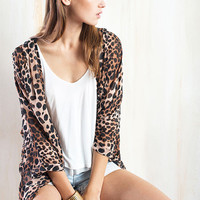 On The Prowl Kimono