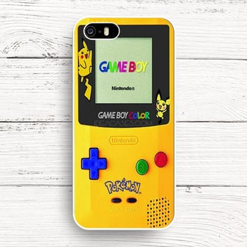 pokemon gameboy iPhone 4s 5s 5c 6s Cases, Samsung Case, iPod case, HTC case, Xperia case, LG case, Nexus case, iPad case