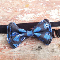 Doctor  Who TARDIS Bow Tie with Adjustable Strap Adult