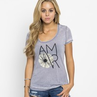 O'Neill AMOR TEE from Official US O'Neill Store