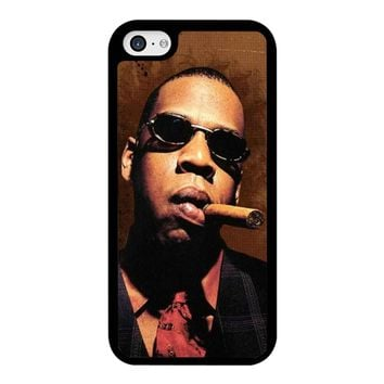 Jay-Z Cigar Glasses Tie Vest 01  iPhone 5C Case
