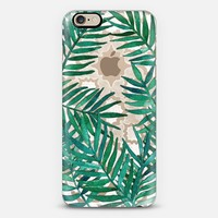 Green Moroccan Garden - translucent iPhone 6s case by Micklyn Le Feuvre | Casetify