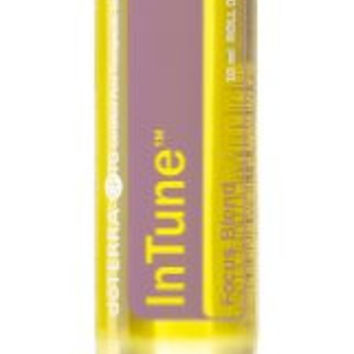 doTERRA InTune Essential Oil Focus Blend Roll On 10 ml