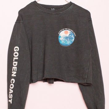 Nancy Natives of the Golden Coast Sweatshirt - Graphics