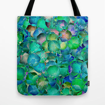 BUBBLES Tote Bag by Catspaws
