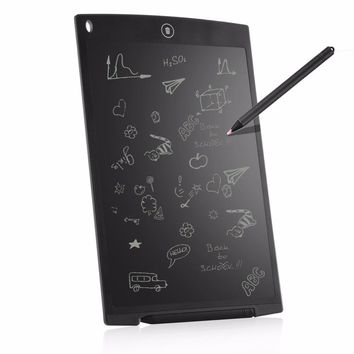 Durable Thin Lightweight One Button Erase  LCD Writing Tablet Saving Paper for Children Gifts 2017 New Arrival Drop Shipping