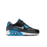 Nike Air Max 90 (3.5y-7y) Kids' Shoe Size 4Y (Black)