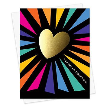Colorful Everything Card