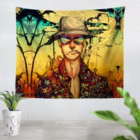 Fear And Loathing Tapestry