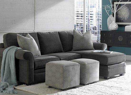 Kara living rooms havertys furniture from for Living room furniture havertys