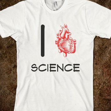 I (heart) science - JD's Boutique