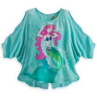 Ariel Top for Women by Disney Couture