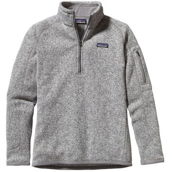 Patagonia Women's Better Sweater Fleece 1/4-Zip