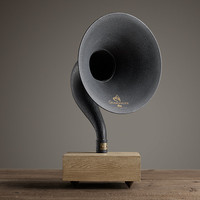 Gramophone Mini With Bluetooth® - Dry Oak
