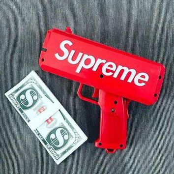 Supreme Cash Cannon Money Gun Ss17 Make It Rain